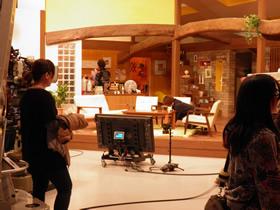 幸せの黄色い仔犬スタジオ